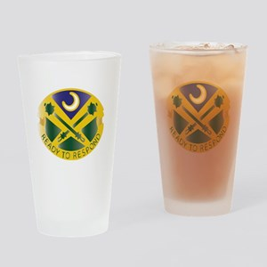 DUI - 51st Military Police Battalion Drinking Glas
