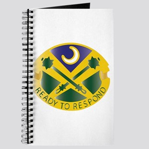 DUI - 51st Military Police Battalion Journal