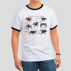 Tarantulas of the World Ringer T