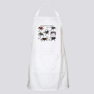Tarantulas of the World Apron