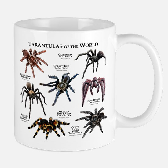 Tarantulas of the World Mug
