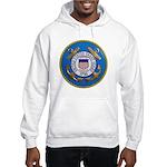 USCG Emblem Hooded Sweatshirt