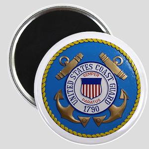 Uscg Emblem Magnet