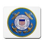 USCG Emblem Mousepad