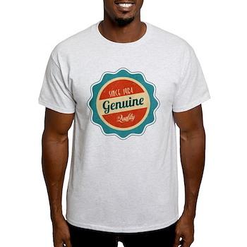 Retro Genuine Quality Since 1964 Light T-Shirt