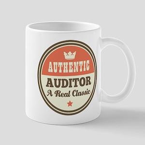 Auditor Vintage Mug