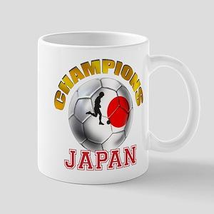 Japanese Soccer Mug