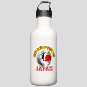Japanese Soccer Stainless Water Bottle 1.0L