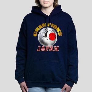 Japanese Soccer Hooded Sweatshirt
