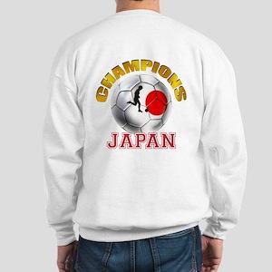 Japanese Soccer Sweatshirt
