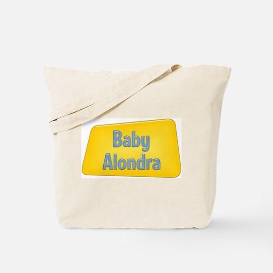 Baby Alondra Tote Bag