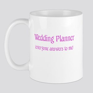 Wedding Planner Mug