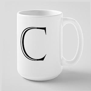 Letter C Mugs
