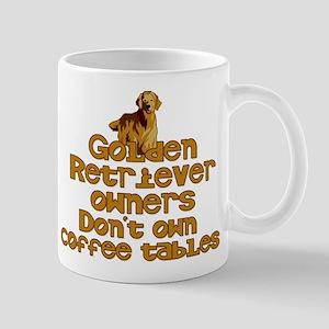 Golden Retriever Coffee Tables Mug