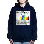 JerseyProud copy Hooded Sweatshirt