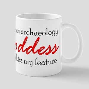 Archaeology Goddess Mugs