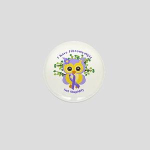 I Have Fibromyalgia Mini Button