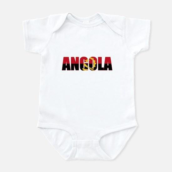 Angola Infant Bodysuit