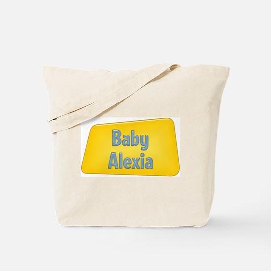 Baby Alexia Tote Bag