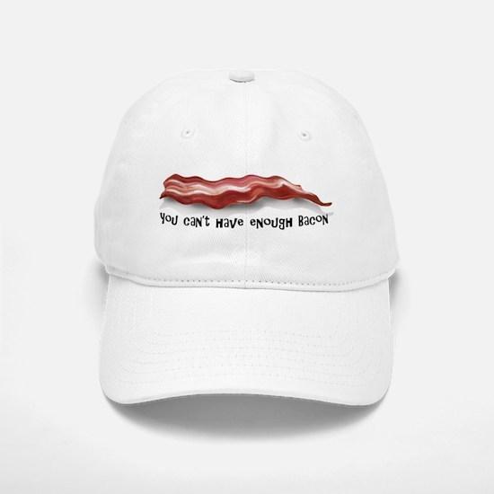 bacon gift copy Baseball Baseball Baseball Cap