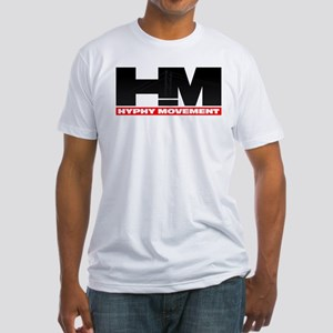 Hyphy Movement Fitted T-Shirt