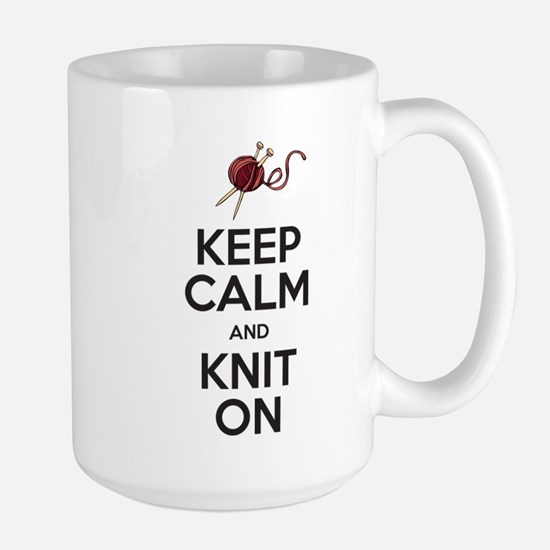 Knit On Mugs
