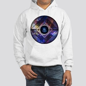 Center of Existence Hooded Sweatshirt