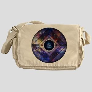 Center of Existence Messenger Bag
