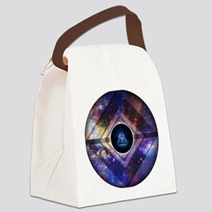 Center of Existence Canvas Lunch Bag
