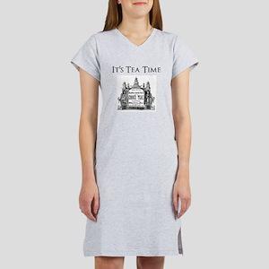 Tea Time Women's Nightshirt