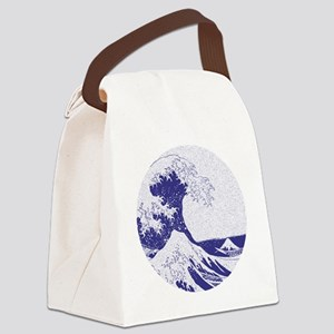 The Great Wave off Kanagawa (???? Canvas Lunch Bag