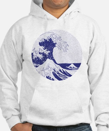 The Great Wave off Kanagawa (??? Hoodie