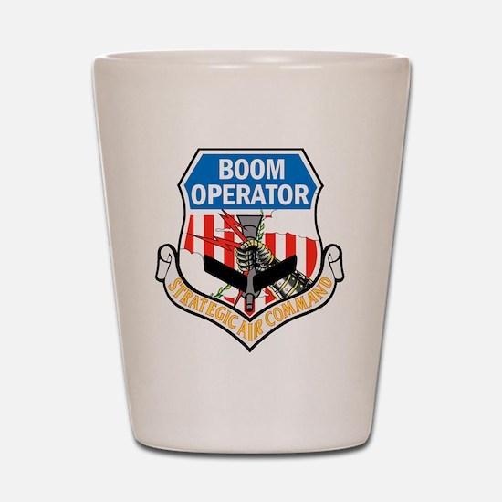 SAC Boom Shot Glass