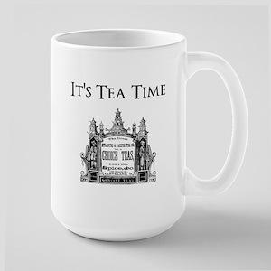 Tea Time Large Mug