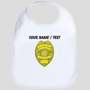 Police Badge Bib