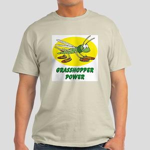 Grasshopper Power Light T-Shirt