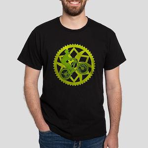 Biker chainring Dark T-Shirt