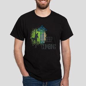 Keep climbing Dark T-Shirt