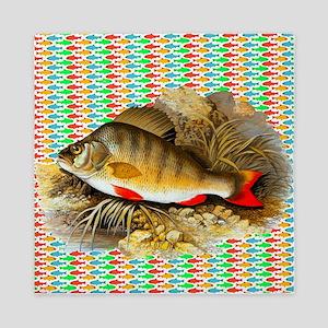 Perch Fish Queen Duvet