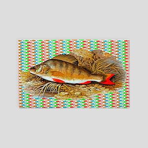 Perch Fish Area Rug