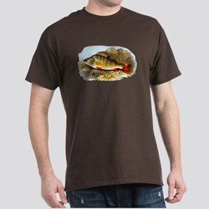 Perch Fish Dark T-Shirt
