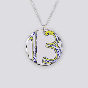 fun13 Necklace Circle Charm