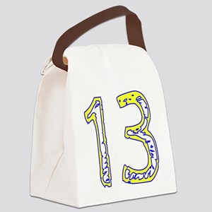 fun13 Canvas Lunch Bag