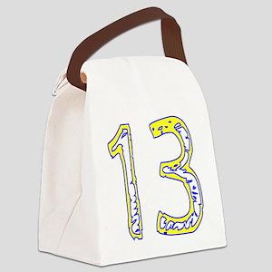 fun13 Canvas Lunch Bag