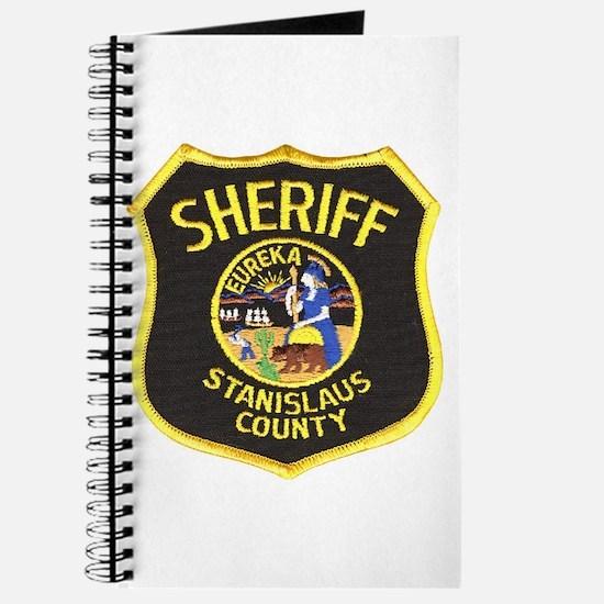 Stanislaus County Sheriff Journal