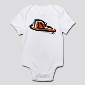 Fire hat Infant Bodysuit