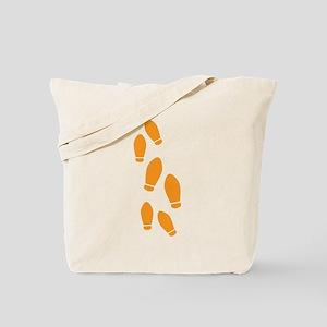 Dance Steps Tote Bag