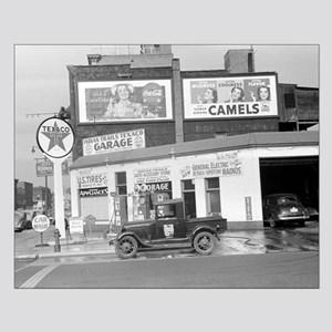 Garage and Gas Station, 1940 Posters