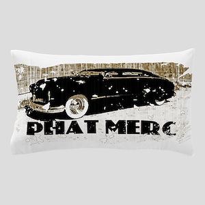 PHAT MERC-distressed Pillow Case