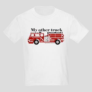 My other truck Kids Light T-Shirt